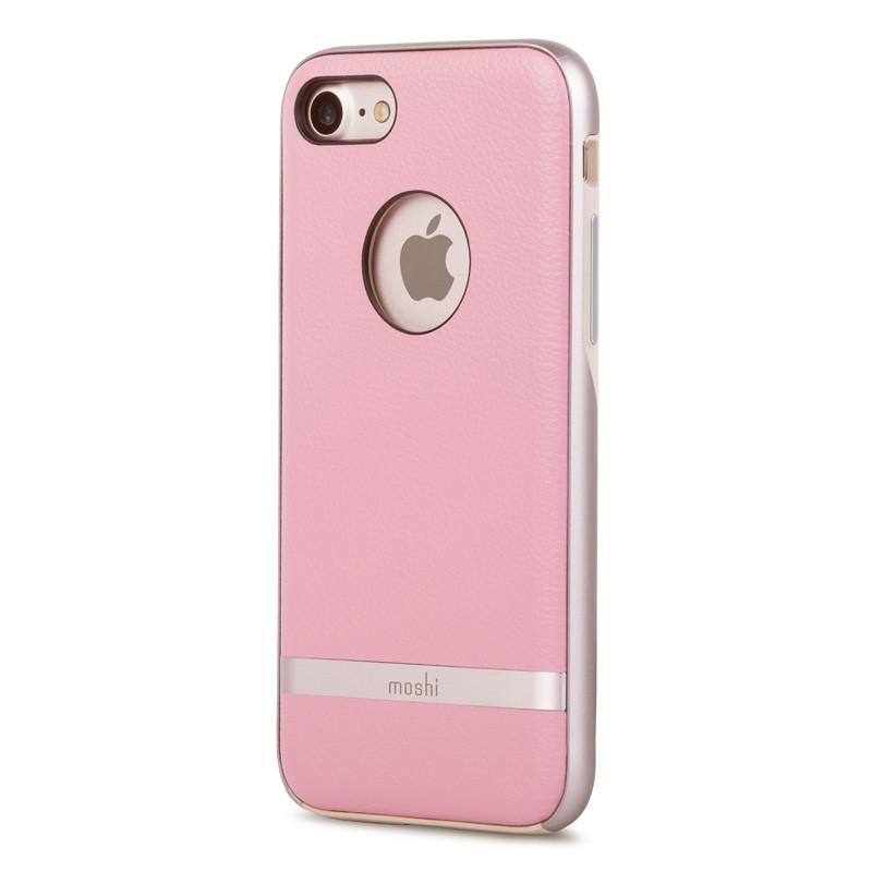 Moshi iGlaze Napa iPhone 7 Melrose Pink - 2
