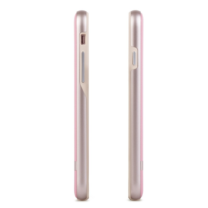 Moshi iGlaze Napa iPhone 7 Melrose Pink - 5