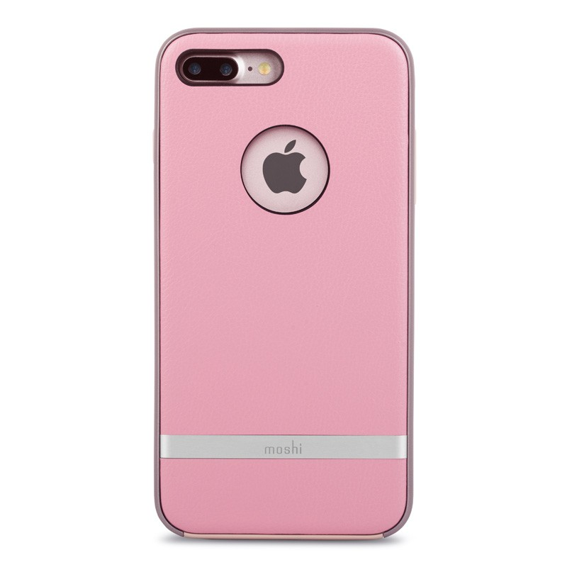 Moshi iGlaze Napa iPhone 7 Plus Melrose Pink - 1