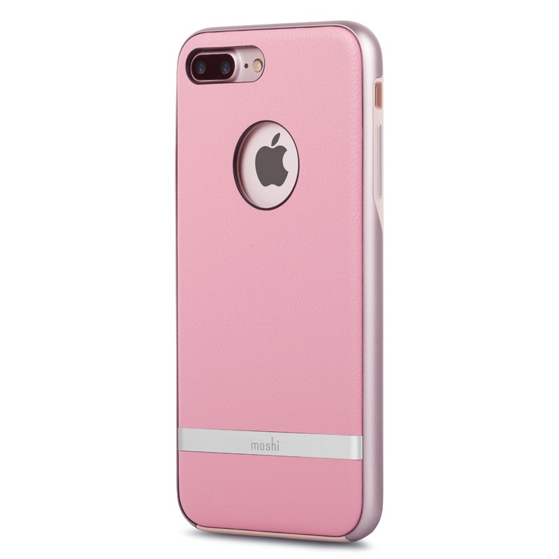 Moshi iGlaze Napa iPhone 7 Plus Melrose Pink - 2