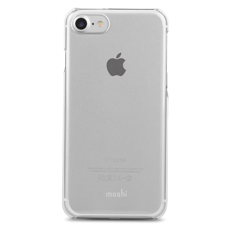 Moshi iGlaze XT iPhone 7 Clear - 1