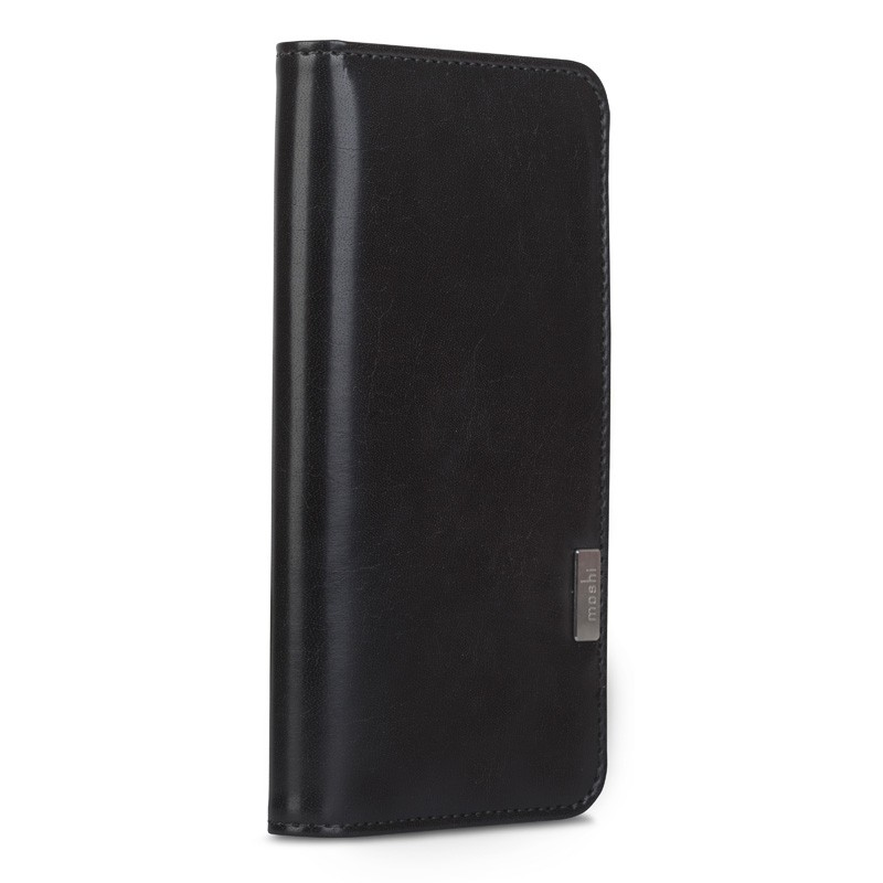 Moshi Overture Wallet iPhone 7 Plus Charcoal Black - 4
