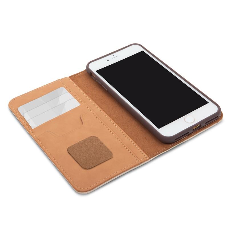 Moshi Overture Wallet iPhone 7 Plus Sahara White - 3