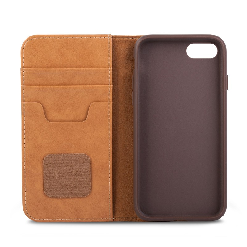 Moshi Overture Wallet iPhone 7 Sahara Beige - 3