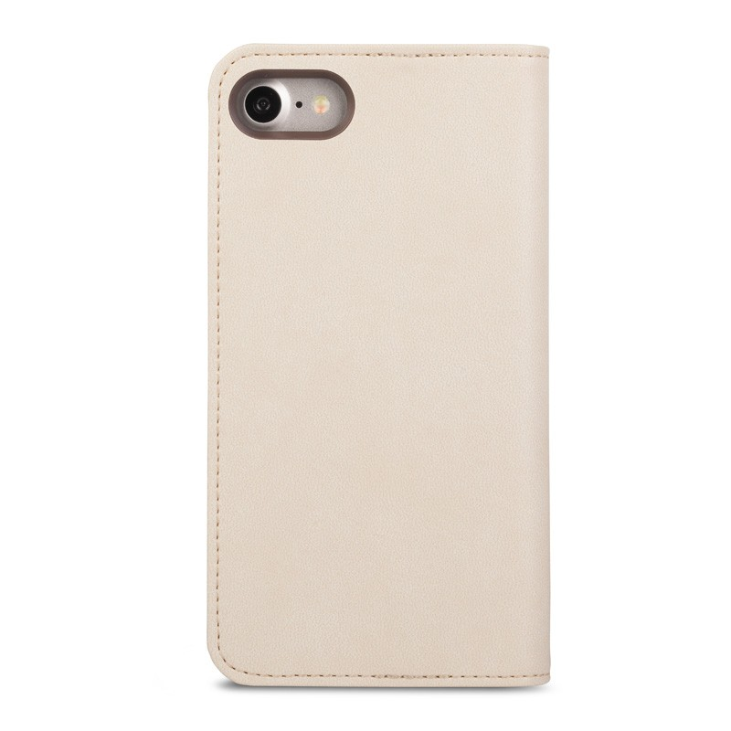 Moshi Overture Wallet iPhone 7 Sahara Beige - 6