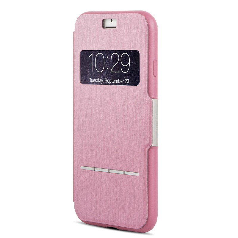 Moshi SenseCover iPhone 7 Rose Pink - 2