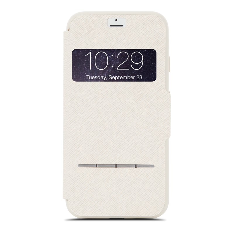 Moshi SenseCover iPhone 7 Stone White - 1