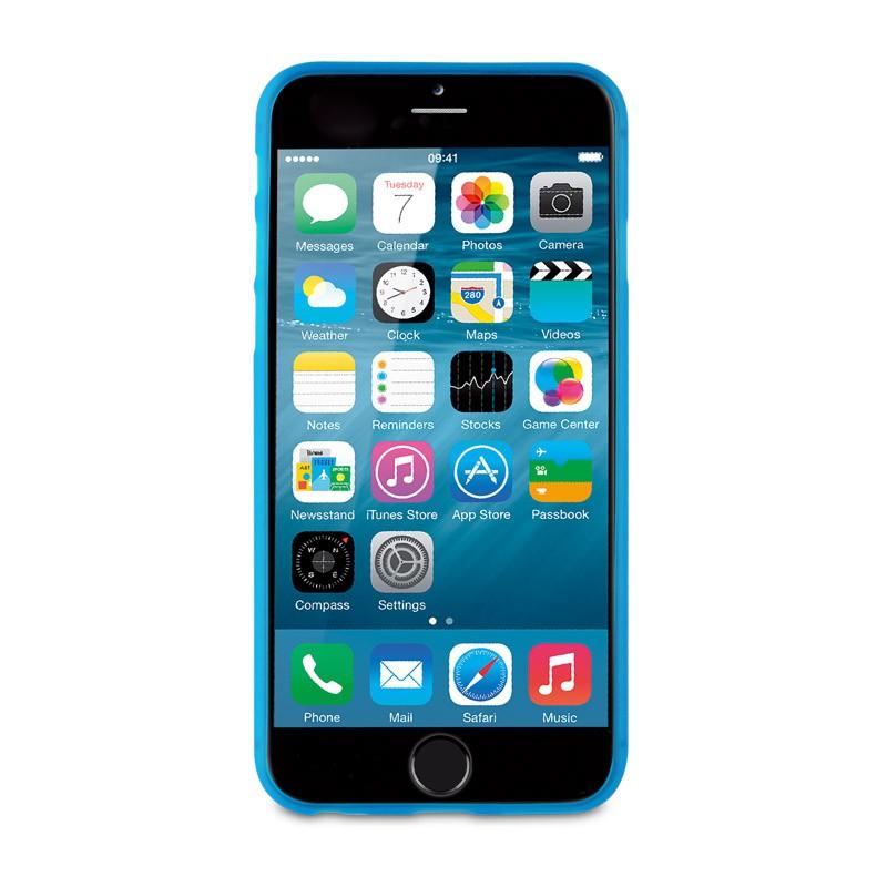 Muvit ThinGel iPhone 6 Blue - 3