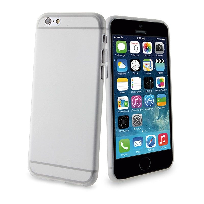 Muvit ThinGel iPhone 6 Clear - 1