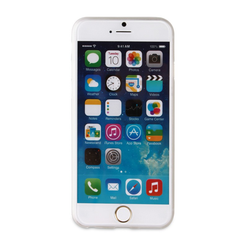 Muvit ThinGel iPhone 6 Clear - 3