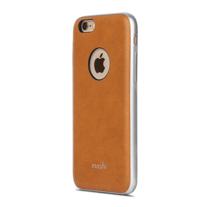 Moshi iGlaze Napa iPhone 6/6S Beige - 3