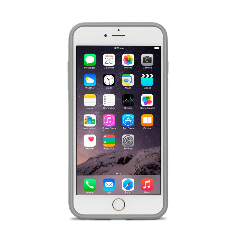 Moshi iGlaze Napa iPhone 6 Plus / 6S Plus Beige - 2