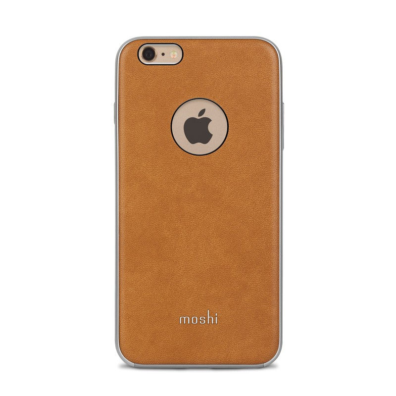 Moshi iGlaze Napa iPhone 6 Plus / 6S Plus Beige - 1