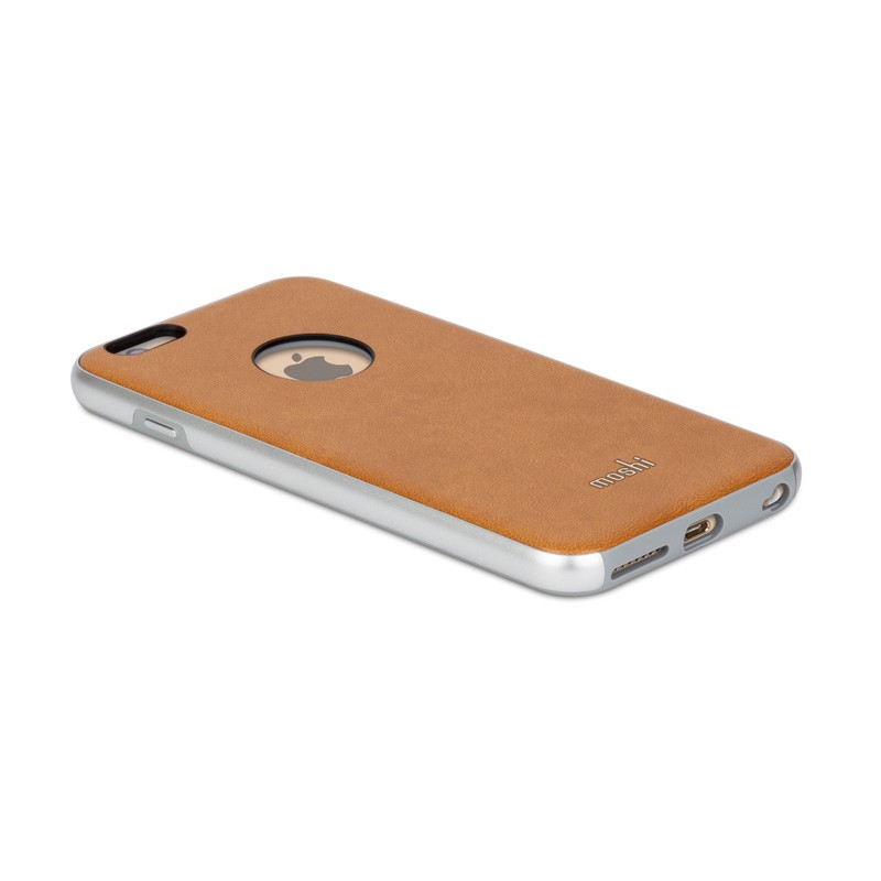 Moshi iGlaze Napa iPhone 6 Plus / 6S Plus Beige - 4