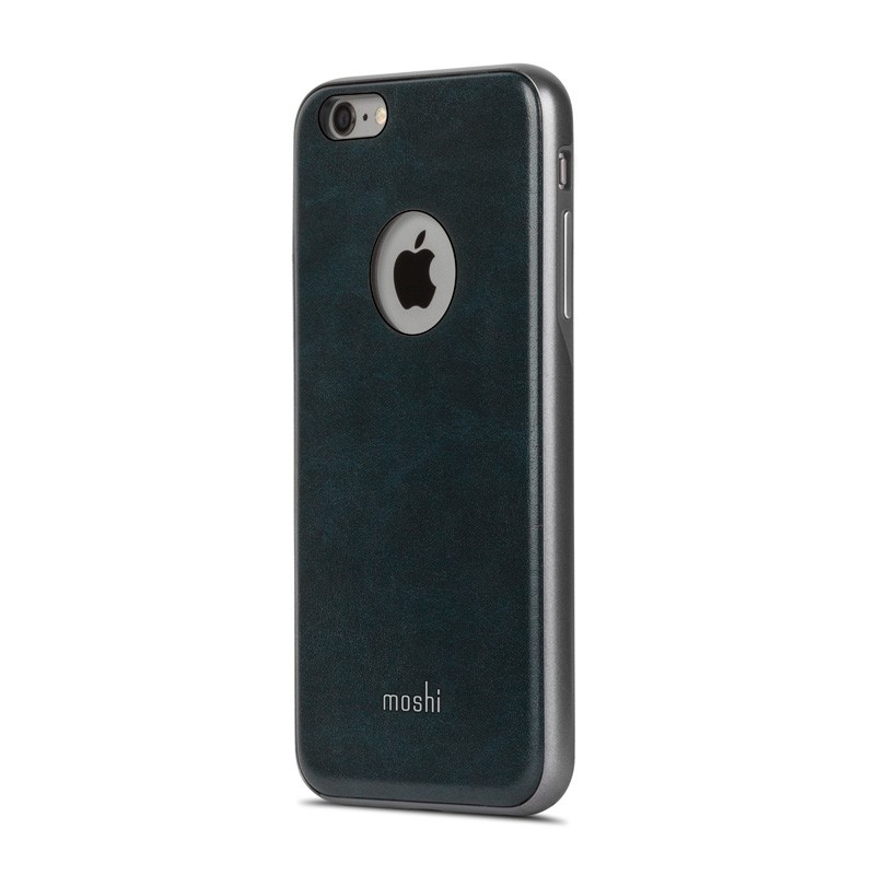 Moshi iGlaze Napa iPhone 6 Plus / 6S Plus Blue - 3