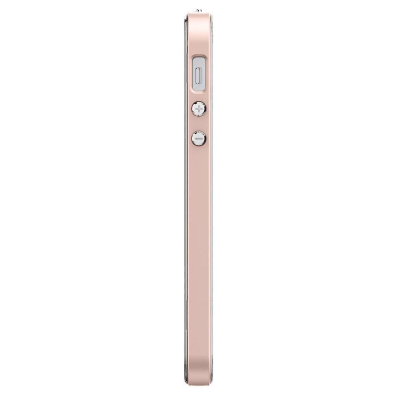 Spigen Neo Hybrid Crystal iPhone SE / 5S / 5 Rose Gold - 2