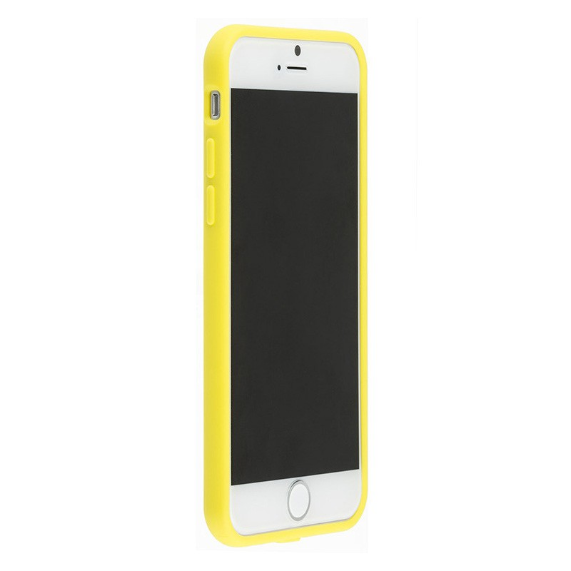 SwitchEasy Numbers iPhone 6 Yellow - 1