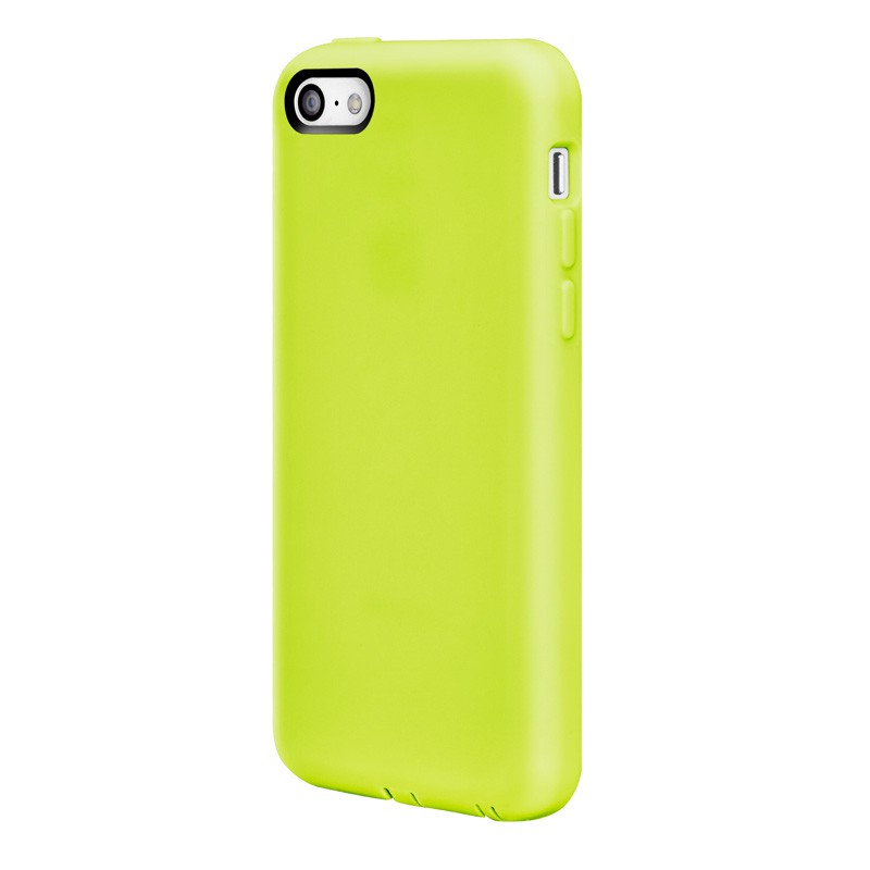SwitchEasy Numbers iPhone 5C Juicy Lime - 2