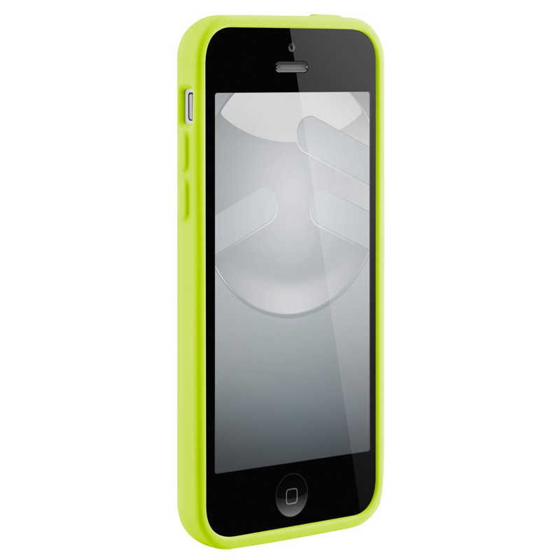 SwitchEasy Numbers iPhone 5C Juicy Lime - 4