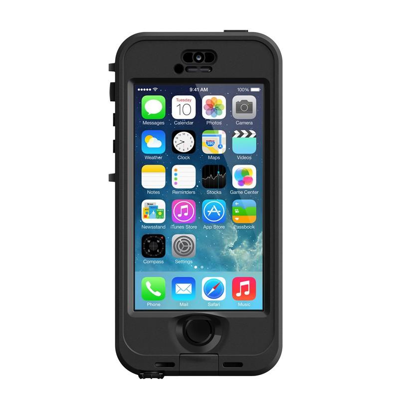Lifeproof Nuüd iPhone 5S Black