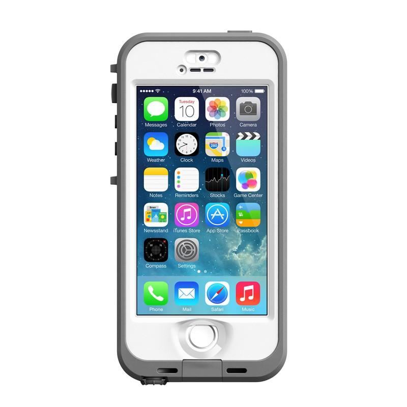 Lifeproof Nuüd iPhone 5S White