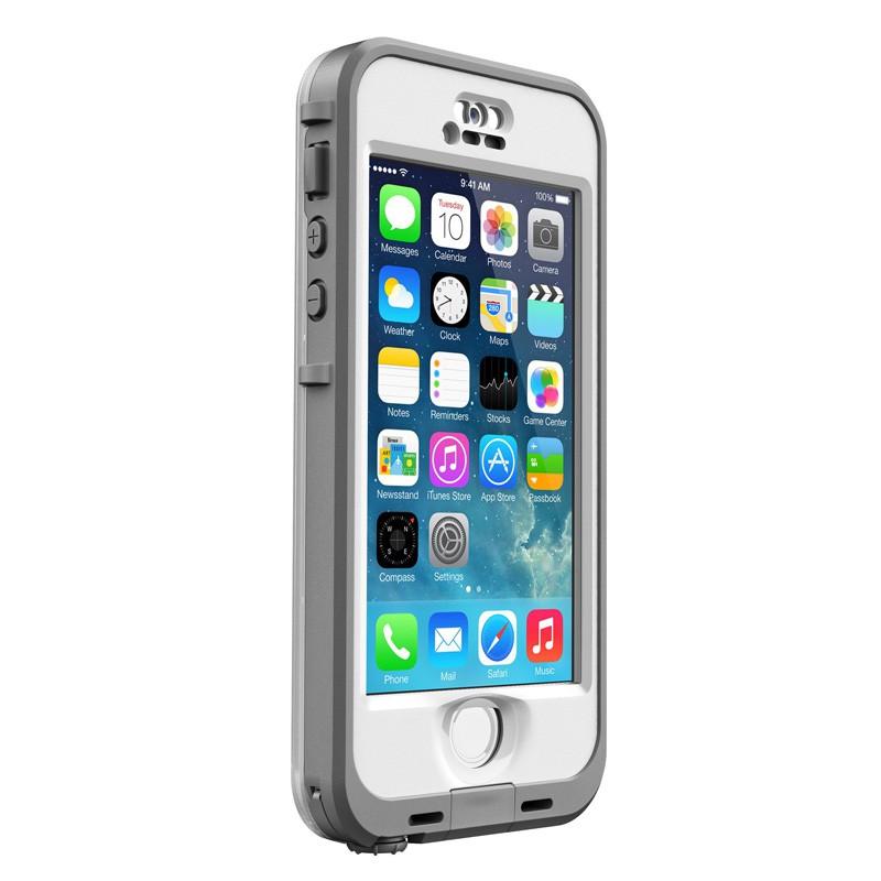 Lifeproof Nuüd iPhone 5S White - 2
