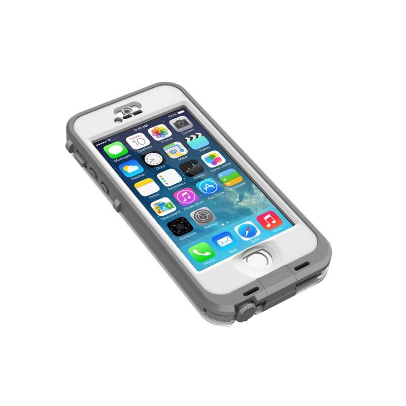 Lifeproof Nuüd iPhone 5S White - 6