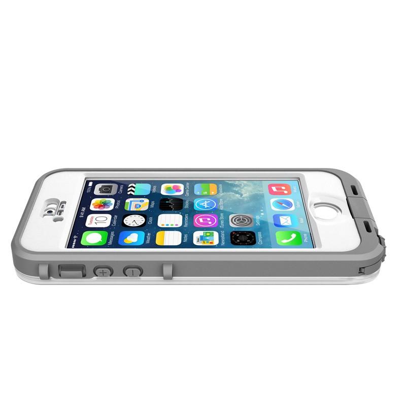 Lifeproof Nuüd iPhone 5S White - 7