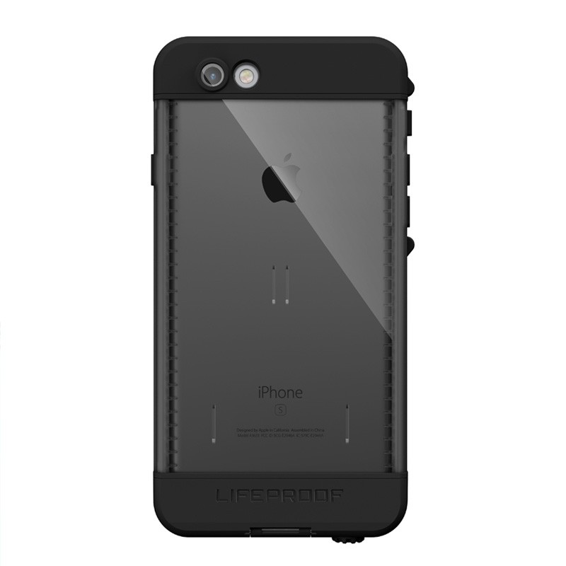LifeProof Nuud iPhone 6 Plus / 6S Plus Black - 3