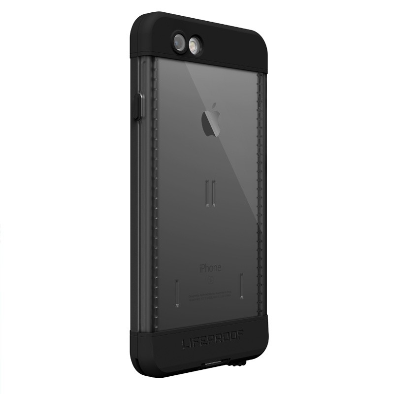 LifeProof Nuud iPhone 6 Plus / 6S Plus Black - 4