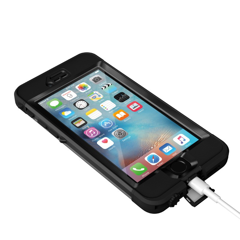 LifeProof Nuud iPhone 6 Plus / 6S Plus Black - 5