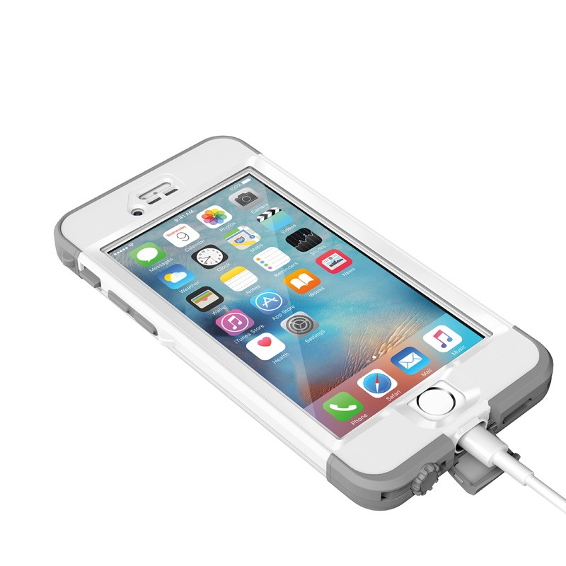 LifeProof Nuud iPhone 6 Plus / 6S Plus White - 1