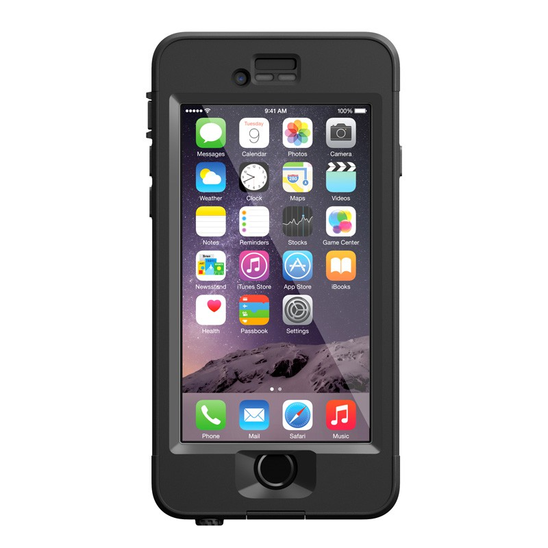 LifeProof Nuüd iPhone 6 Black - 1