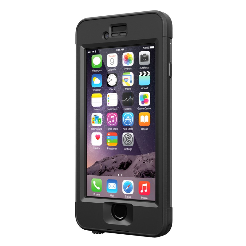 LifeProof Nuüd iPhone 6 Black - 2