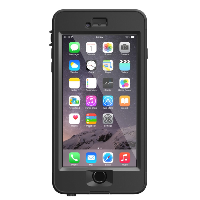LifeProof Nuüd iPhone 6 Plus Black - 1