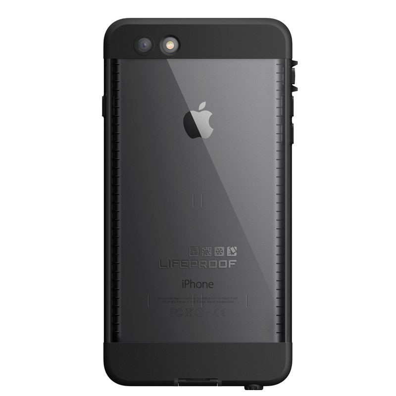LifeProof Nuüd iPhone 6 Plus Black - 6