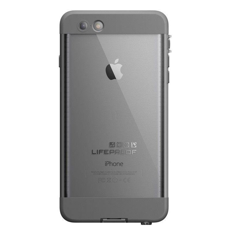 LifeProof Nuüd iPhone 6 Plus White - 4