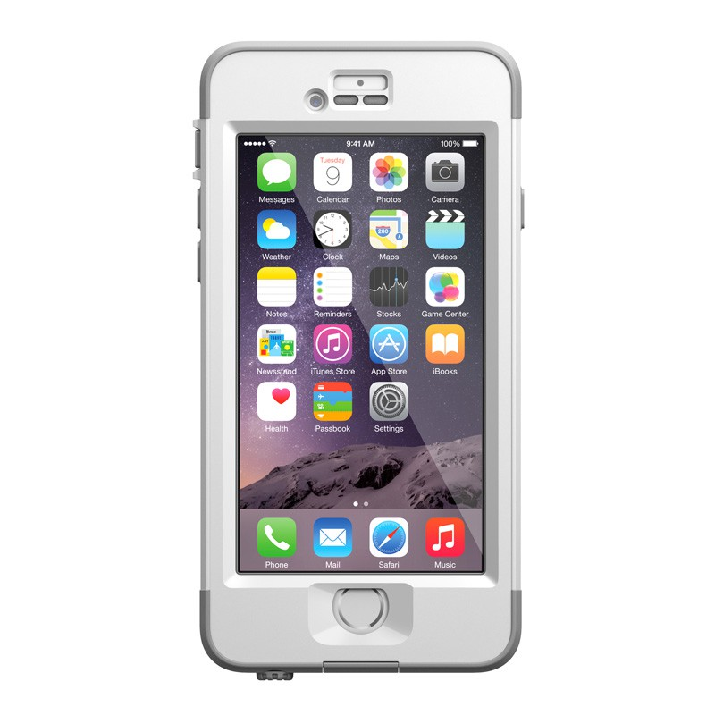 LifeProof Nuüd iPhone 6 White - 1