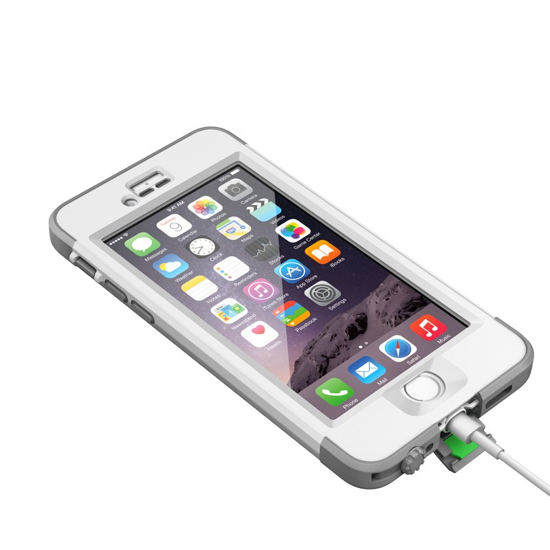 LifeProof Nuüd iPhone 6 White - 5