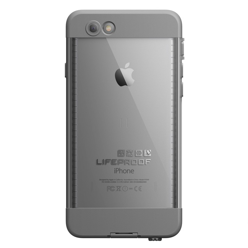 LifeProof Nuüd iPhone 6 White - 6