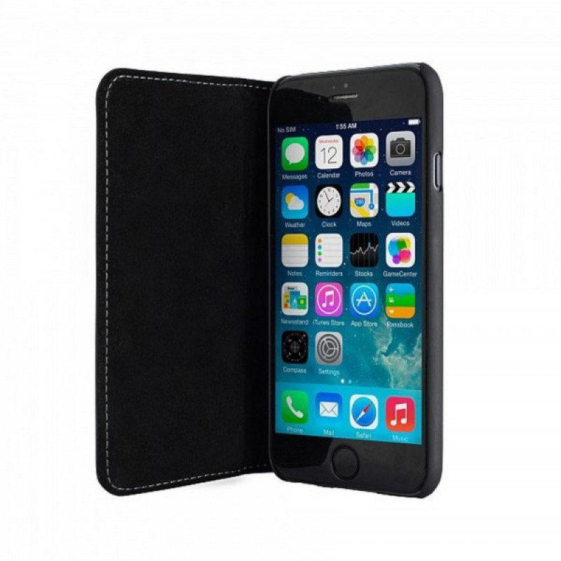 Bugatti Oslo iPhone 6 Plus Black - 4