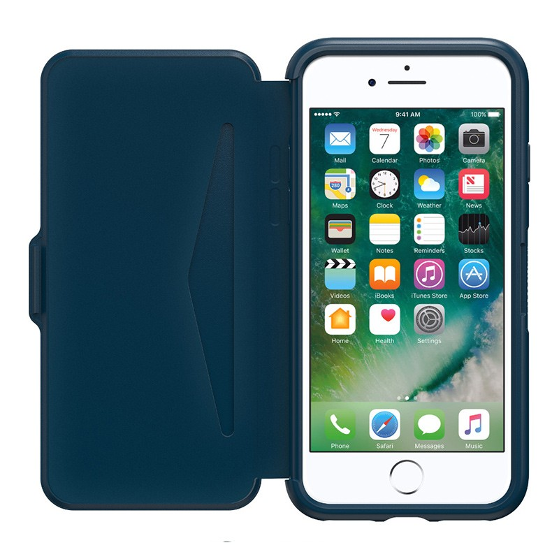 Otterbox Symmetry Etui iPhone 7 blue 08