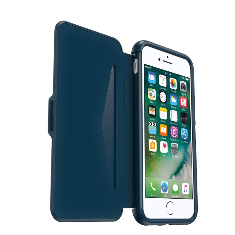 Otterbox Symmetry Etui iPhone 7 blue 09