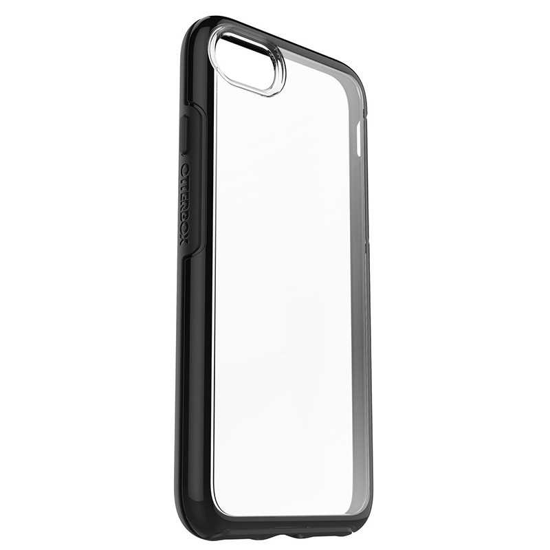 Otterbox Symmetry iPhone 7 clear-black 01