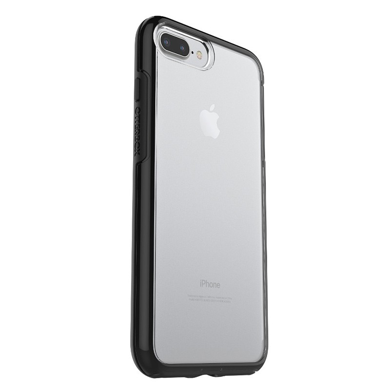 Otterbox Symmetry iPhone 7 plus clear-black 01