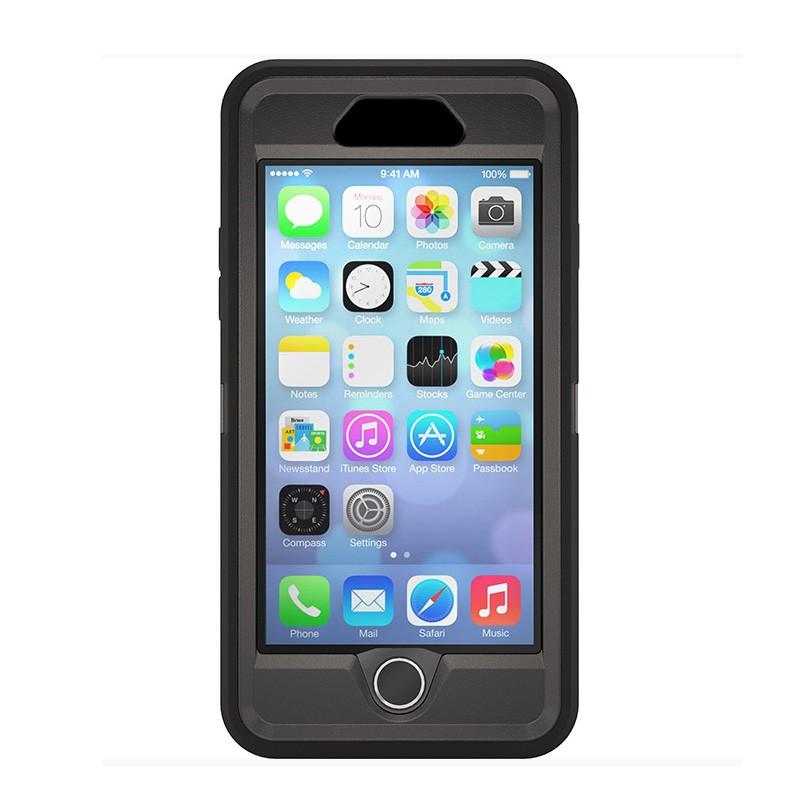 OtterBox Defender iPhone 6 Black - 1