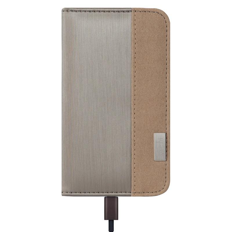 Moshi Overture Wallet Case iPhone 6 Brushed Titanium - 4