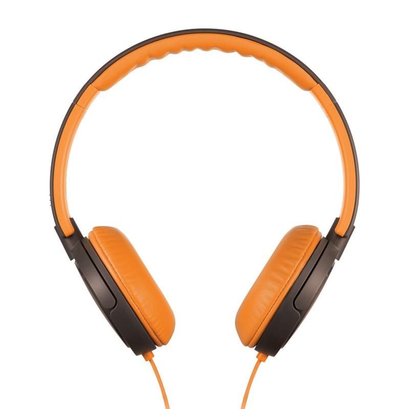 Philips SHL5001 On-ear Koptelefoon Black/orange - 2