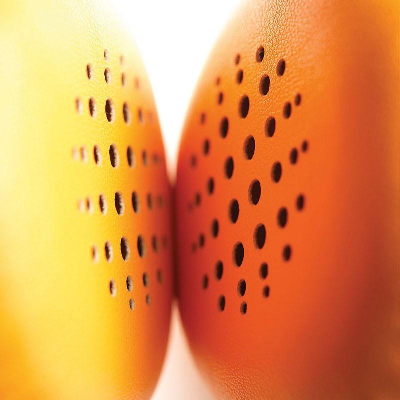 Philips SHL5001 On-ear Koptelefoon Black/orange - 4