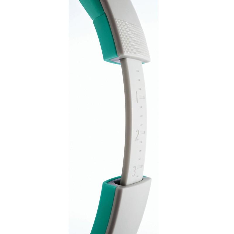 Philips SHL5002 On-ear Koptelefoon White/turqoise - 6